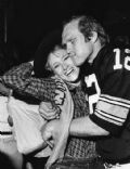 Terry Bradshaw and Jo Jo Starbuck
