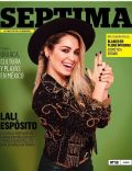 Mariana Espósito on the cover of Septima (Argentina) - July 2014
