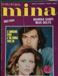 Mina Magazine [Italy] (October 1980)