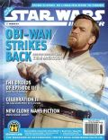 Ewan McGregor on the cover of Star Wars Insider (United States) - April 2005