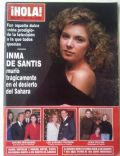 Hola! Magazine [Spain] (4 January 1980)