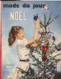 Mode Du Jour Magazine [France] (10 December 1953)