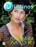 D'latinos Magazine [Mexico] (August 2009)