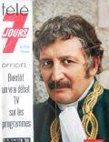 Télé 7 Jours Magazine [France] (23 March 1974)