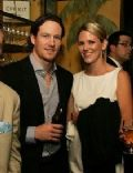 Duncan Keith and Kelly-Rae Kenyon