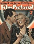 Cary Grant on the cover of Film Pictorial (United Kingdom) - October 1937