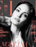 Angelina Jolie on the cover of Elle (Australia) - June 2014