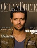 on the cover of Ocean Drive (Puerto Rico) - October 2009