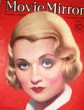 Constance Bennett on the cover of Movie Mirror (United States) - March 1932