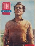 Filmski svet Magazine [Yugoslavia (Serbia and Montenegro)] (5 July 1962)
