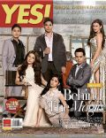Angelica Panganiban, Bea Alonzo, Coco Martin, John Lloyd Cruz, Kim Chiu, Piolo Pascual on the cover of Yes (Philippines) - July 2012