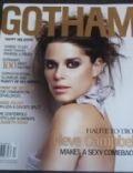 Neve Campbell on the cover of Gotham (United States) - December 2003