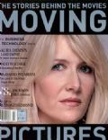 Laura Dern on the cover of Moving Pictures Magazine (United States) - March 2007