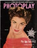Esther Williams on the cover of Photoplay (United States) - January 1952