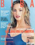 Estella Warren on the cover of Biba (France) - August 1998