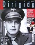 George Clooney on the cover of Dirigido (Spain) - February 2007