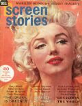 Marilyn Monroe on the cover of Screen Stories (United States) - February 1961