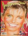 Olivia Newton-John on the cover of Interview (United States) - November 1983