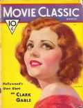 Lilian Bond on the cover of Movie Classic (United States) - March 1932