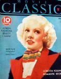 Alice Faye on the cover of Movie Classic (United States) - July 1935
