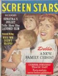 Debbie Reynolds on the cover of Screen Stars (United States) - June 1962