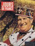 Jours de France Magazine [France] (21 February 1959)
