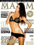 Maxim Magazine [Serbia] (January 2011)