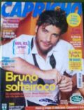 Bruno Gagliasso on the cover of Capricho (Brazil) - September 2004