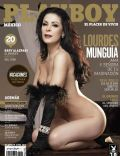 Lourdes Munguía on the cover of Playboy (Mexico) - July 2013