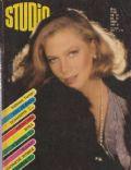 Studio Magazine [Croatia] (18 April 1986)