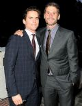 Matthew Bomer and Simon Halls