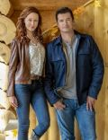 Wes Brown and Lindy Booth
