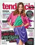 Laura Novoa on the cover of Tendencia Mujer (Argentina) - July 2012