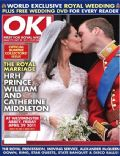 OK! Magazine [United Kingdom] (10 May 2011)