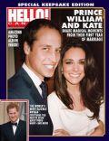 Hello! Magazine [Canada] (7 May 2012)