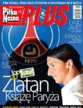 Zlatan Ibrahimovic on the cover of Pika Nona Plus (Poland) - September 2012
