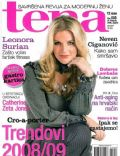 Tena Magazine [Croatia] (20 October 2008)