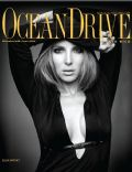 Elsa Pataky on the cover of Ocean Drive (Puerto Rico) - December 2008
