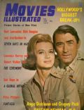 Gregory Peck on the cover of Movies Illustrated (United States) - February 1964