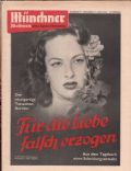 Münchner Illustrierte Magazine [Germany] (11 April 1953)