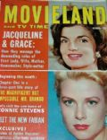 Jacqueline Kennedy on the cover of Movieland (United States) - October 1962