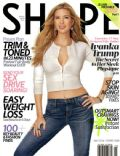 Ivanka Trump on the cover of Shape (United States) - May 2014