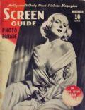 Screen Guide Magazine [United States] (November 1937)