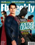 Henry Cavill on the cover of Fbweekly (United States) - February 2013