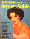 Elizabeth Taylor on the cover of Screen Guide (United States) - June 1951