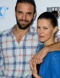 Sarah-Jane Potts and Joseph Millson