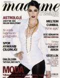 Meltem Cumbul on the cover of Madame Figaro (Turkey) - December 2006