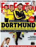 Robert Lewandowski on the cover of Four Four Two (United Kingdom) - March 2013