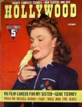 Joan Leslie on the cover of Hollywood (United States) - December 1942