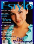 Estylo Magazine [United States] (January 2001)
